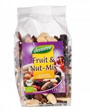 dennree, Fruit & Nuit Mix, 175g Packung