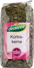 dennree, Kürbiskerne, 500g Packung