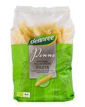 dennree, Penne hell, 500g Packung