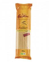 Gustoni, Hartweizen Spaghetti, bronze, 500g Packung