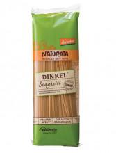 Naturata, Dinkel-Spaghetti, hell, 500g Packung