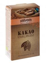 Naturata, Kakaopulver, stark entölt, 125g Packung