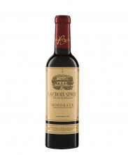 Château La Croix Simon Bordeaux Rouge 2017, 0,375 l Flasche