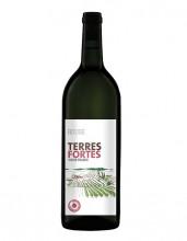 Terres Fortes Rouge Vin de Pays 2017, incl. 0,25 € Pfand, MEHRWEG, 1l Flasche