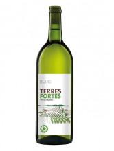 Terres Fortes Blanc Vin de Pays 2018, incl. 0,25 € Pfand, MEHRWEG, 1l Flasche