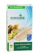 Fontaine, Zarte Makrelenfilets in Senf-Dill-Creme, 200g Dose