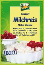 Bio Vita, Milchreis Classic ohne Zucker, 115g Beutel