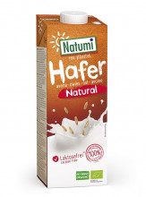 Natumi, Hafer-Drink natur, 1l Tetra Pack