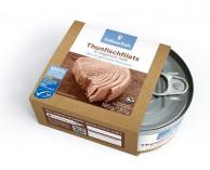 Followfish, Thunfischfilets in eigenem Saft, 185g Dose (130g)