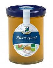 Kiebitzhof, Hühnerfond, 380g Glas