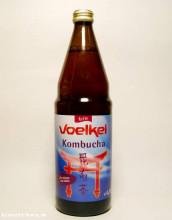 Voelkel, Kombucha, 0,75 l incl. 0,15 € Pfand, Flasche