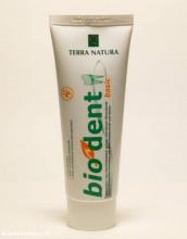 Terra Natura, Zahncreme aus Mineralerde, 75 ml Tube