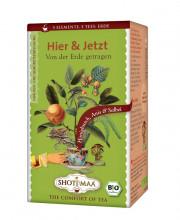 Shoti Maa, Hier & Jetzt - Honigbusch, Anis & Salbei, 2g, 16Btl Packung