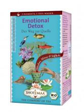 Shoti Maa, Emotional Detox - Hibiskus, Minze & Süßholz, 2g, 16Btl Packung