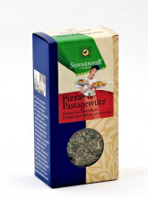 Sonnentor, Pizza-Pastagewürz, 25g Packung
