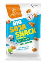 Landgarten, Bio-Soja Snack Original, 50g Beutel