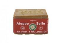 Finigrana, Aleppo Seife aus Oliven- & 16% Lorbeeröl, 180g Stück
