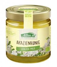 Allos, Akazienhonig, 500g Glas