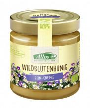 Allos, Wildblütenhonig, 500g Glas