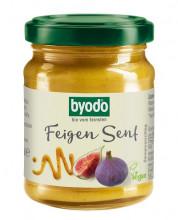 Byodo, Feigensenf, 125ml Glas