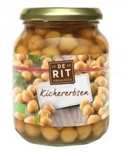 De Rit, Kichererbsen, 350g Glas