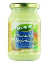 dennree, Delikatess-Mayonnaise, 250ml Glas