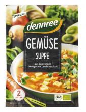 dennree, Gemüsesuppe, 40g Beutel