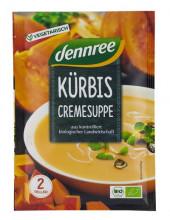 dennree, Kürbiscremesuppe, 40g Beutel