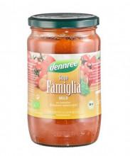 dennree, Sugo Famiglia, fruchtig-aromatisch, 660g Glas