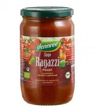 dennree, Sugo Ragazzi, herzhaft-pikant, 660g Glas