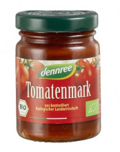 dennree, Tomatenmark, 100g Glas #