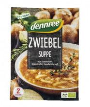 dennree, Zwiebelsuppe, 40g Beutel
