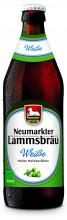 Neumarkter Lammsbräu, Helles Hefeweizen, 0,5 l incl. 0,08 EUR Pfand, Flasche