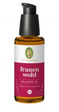 PRIMAVERA Life, Frauenwohl Balance Öl bio, 50ml Flasche