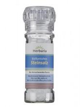 Herbaria, Sizilianisches Steinsalz, 100g Gewürzmühle