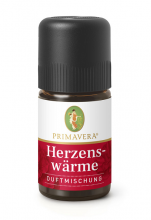 PRIMAVERA Life, Herzenswärme Duftmischung, 5ml Flasche