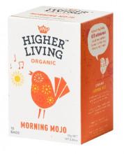 Higher Living, Morgen Mojo, 25g, 15 Btl. Packung
