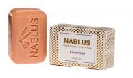 Nablus Seife, Lavendel, 100g Stück