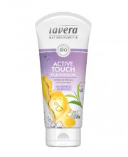 Lavera, Active Touch Pflegedusche mit Bio-Ingwer und Bio-Matcha, 200ml Tube