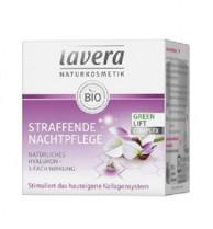 Lavera, Straffende Nachtpflege mit Green Lift Complex, 50ml Tiegel