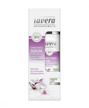 Lavera, Straffende Serum mit Green Lift Complex, 30ml Flasche