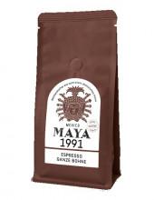 Maya, Mexico 1991 Hochlandkaffee Espresso ganze Bohne, 250g Packung