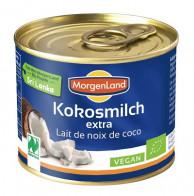 Morgenland, Kokosmilch, 200ml Dose #