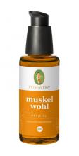 PRIMAVERA Life, Muskelwohl Aktiv Öl bio, 50ml Flasche