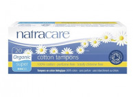 Natracare, Tampons Super, 20 Stück, Packung