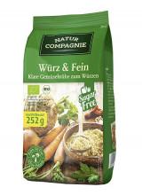 Natur Compagnie, Würz & Fein Nachfüllbeutel, 252 g Beutel