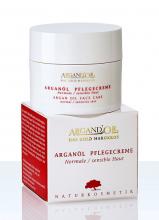 Argand'Or, Arganöl Pflegecreme, normale Haut, 50ml Tiegel