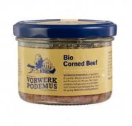 Vorwerk Podemus, Corned Beef mit Gelee, 170g Glas