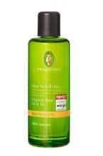 PRIMAVERA Life, Aloe Vera Öl bio, 100ml Flasche