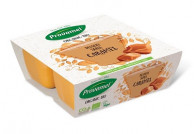 Provamel, Soya Dessert Caramel, 4x125g Packung